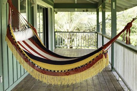 How To Buy a Hammock   Lazy Bandido   Living Room Hammock   Scoop.it