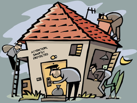 Study: Majority of Smart Homes Vulnerable to Hacking   Internet of Things   Mobile Life   Scoop.it