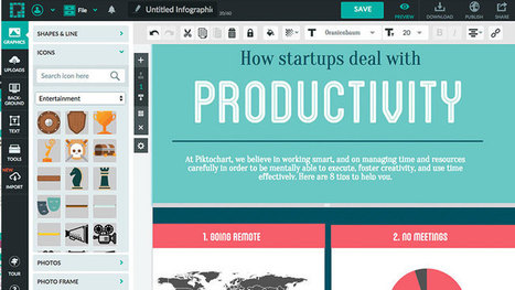 10 free tools for creating infographics | Digital Marketing | Scoop.it