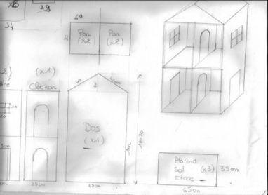 Maison de poupée - Atelier de la colline | Mobilier miniature | Scoop.it