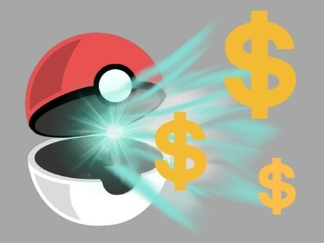 6 Tips For Capturing Pokémon (And Revenue With Events) | I can explain it to you, but I can't understand it for you. | Scoop.it