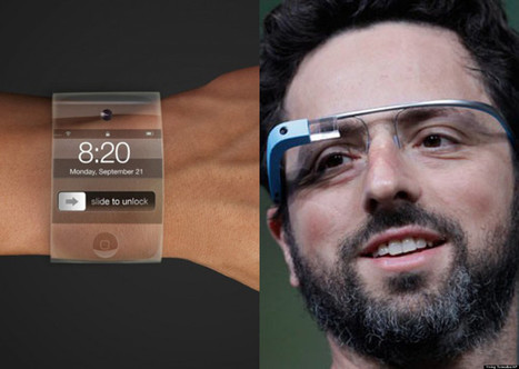What Would You Rather Have: An iWatch Or Google Glasses? | Gear 2014 | Scoop.it