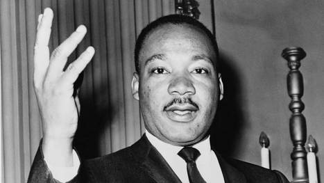 """Newly Discovered 1964 MLK Speech on Civil Rights, Segregation & Apartheid South Africa"" 