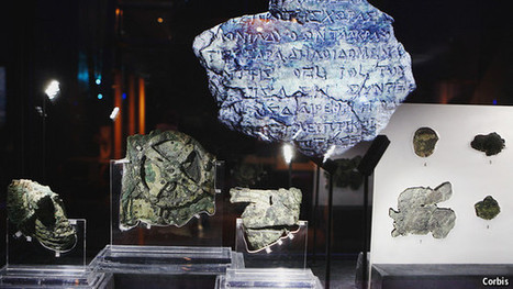 The Antikythera mechanism. Mk-II? | Mundo Clásico | Scoop.it