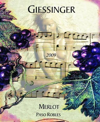 2009 Giessinger Merlot Reserve, Paso Robles 750 mL   Review Best Wines Online   Scoop.it