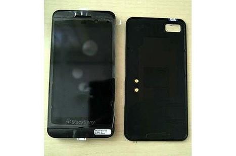RIM L-Series con BlackBerry 10 aparece en nuevas fotos filtradas | Tecnología 2015 | Scoop.it