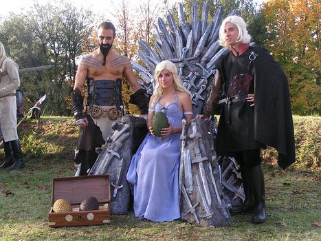 Game of Thrones : la première convention de fans en Europe sera organisée par des Lyonnais ! | Lyon, ville cinéma | Scoop.it