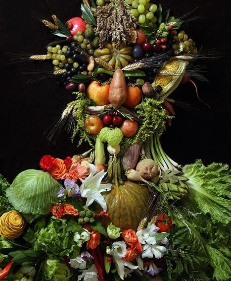 Creative Vegetable Arts | Incredible Snaps | Web & Graphic Design - Inspirational resources and tips!!! | Scoop.it