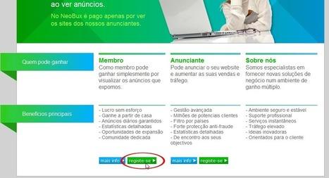 Ganhar Dinheiro Clicando em banners com Neobux | Ganhar Dinheiro na Internet | Scoop.it