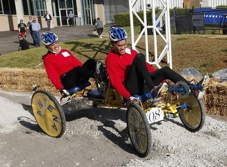 NASA invites students to design future Moonbuggy prototypes [w ... | Digital & Design Thinking | Scoop.it