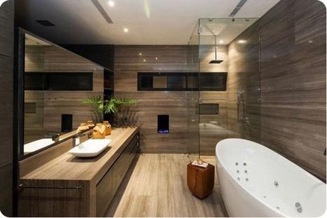 Ideas para renovar tu cuarto de baño - JR sink Fontanería | Diseño en baños | Scoop.it