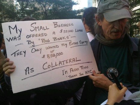 Reality check. #occupywallstreet @AJStream | occupy_together | Scoop.it