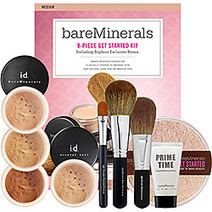 Sephora: Sephora Exclusive Get Started Kit   : bareMinerals Get Started Kit | Make Up Fantasy | Scoop.it