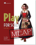 Manning: Play for Scala is number one in the MEAP top 10 bestseller | playframework | Scoop.it
