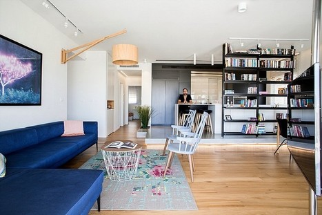 Netanya Penthouse by Dori Interior Design / Israel | Architecture and Interior Design | Scoop.it