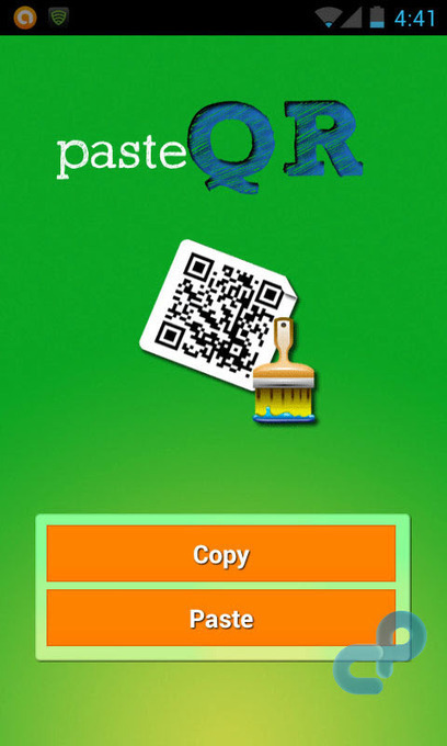 PasteQR- Quickly Share Clipboard Text Between Android Phones Using QR Codes [App] | QR Code Marketing | Scoop.it