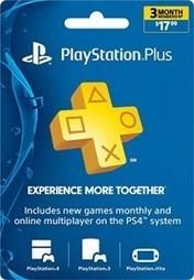 3-Month Playstation Plus Membership  - PS3/ PS4/ PS Vita [Digital Code] | Kodivices | Scoop.it