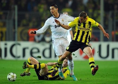 Borussia Dortmund vs Real Madrid en Vivo – Semifinales Champions League | Ver Futbol en Vivo | Scoop.it