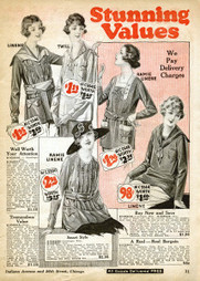 Free Vintage Image 1920 Fashion Catalogue Page | Vintage and Retro Style | Scoop.it