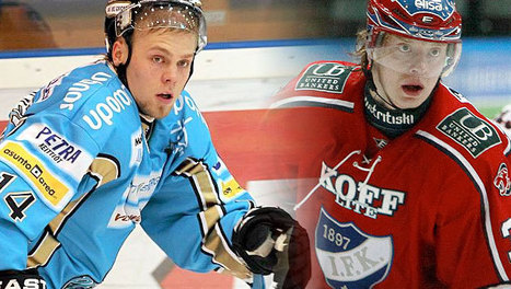Oilers sign two free agents | Finland | Scoop.it
