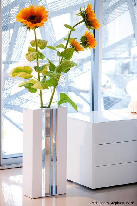 Vase INVASIBLE par VIDAME CREATION   CRAW   Scoop.it