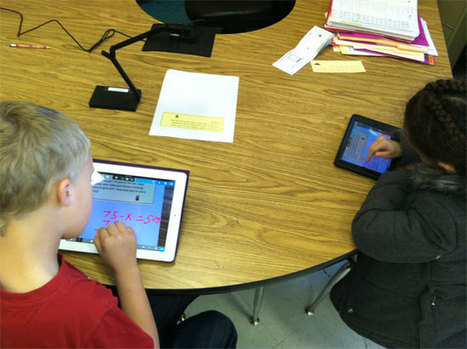 10 Great Classroom Activities Using iPad & Doc Cams | IPEVO | Design for Learning | iPads | Scoop.it