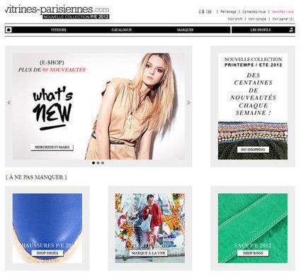 VITRINES PARISIENNES ouvre son dépôt-vente chic - 09/03/2012 | La mode vit plus fort | Scoop.it