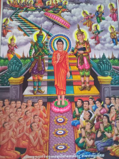 Visiting Buddha in Sihanoukville – | Wandering Salsero | Scoop.it