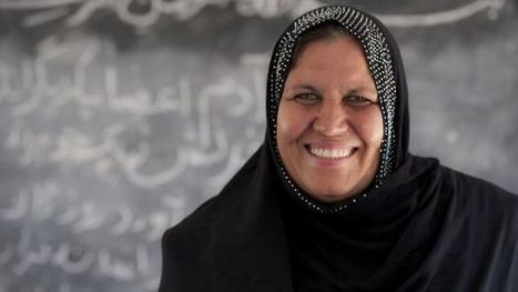 Aqeela Asifi: A life of teaching Afghan refugee girls | A Voice of Our Own | Scoop.it