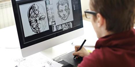 Si vous êtes graphiste, vous faites d'office face à ces 13 petits tracas du quotidien   L'entreprenariat   Scoop.it