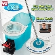 Hurricane Spin Mop | As Seen on TV | Scoop.it