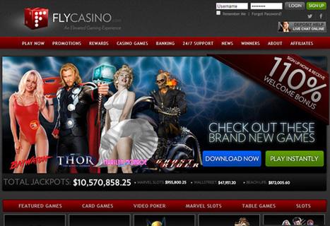 Fly Casino | www.allcasinosite.com/ | Best Casino Bonuses | Scoop.it