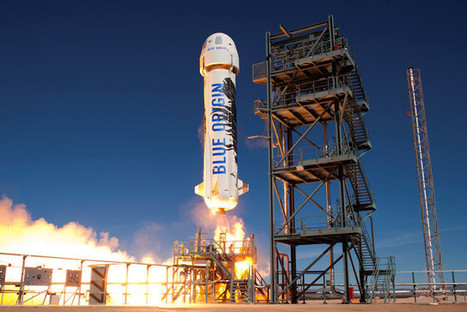 Meet the new rocket from Jeff Bezos' Blue Origin — the enormous New Glenn | MishMash | Scoop.it