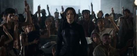 Jennifer Lawrence is a warrior hardened in Hunger Games: Mockingjay Part 1 | Curtains Rise | Trailer Reviews | Scoop.it