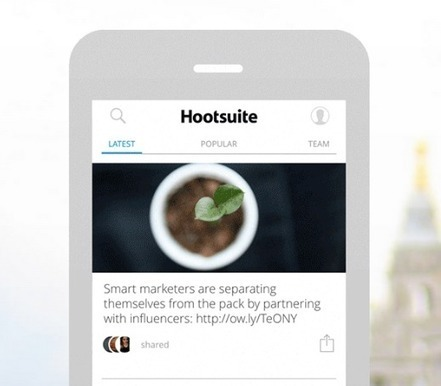 Hootsuite Launches Amplify, a Mobile Employee Advocacy Tool | JAV - #SocialMedia, #SEO, #tECONOLOGÍA & más | Scoop.it