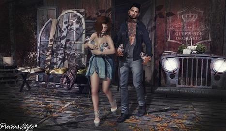 LOTD 519 | 亗  Second Life Fashion Addict  亗 | Scoop.it