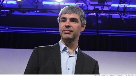 Larry Page shuffles management, product groups at Google - Fortune Tech | Internet Product Management | Scoop.it