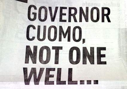 New Jersey State Legislators Send Letter to NY Gov. Cuomo Urging Him to Ban Fracking | EcoWatch | Scoop.it