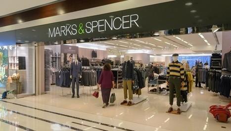 Marks & Spencer ferme 7 magasins en France mais continue la franchise | Made In Retail : L'actualité Business des réseaux Retail de la Mode | Scoop.it