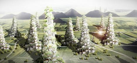 standardarchitecture exhibits VILLAGE MOUNTAINS in Shenzhen - designboom | architecture & design magazine | The Architecture of the City | Scoop.it