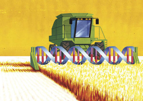 The Monsanto menace takes over | Gentlemachines | Scoop.it