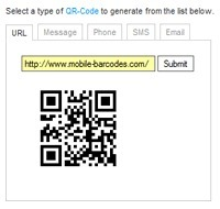 QR-Code Widgets for your Website - Mobile-Barcodes.com | QR-Code and its applications | Scoop.it