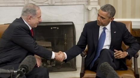 #Facts : #Netanyahu remercie #Obama de son soutien à #israel pour avoir bloqué une résolution de l'#ONU sur le #nucléaire | Infos en français | Scoop.it