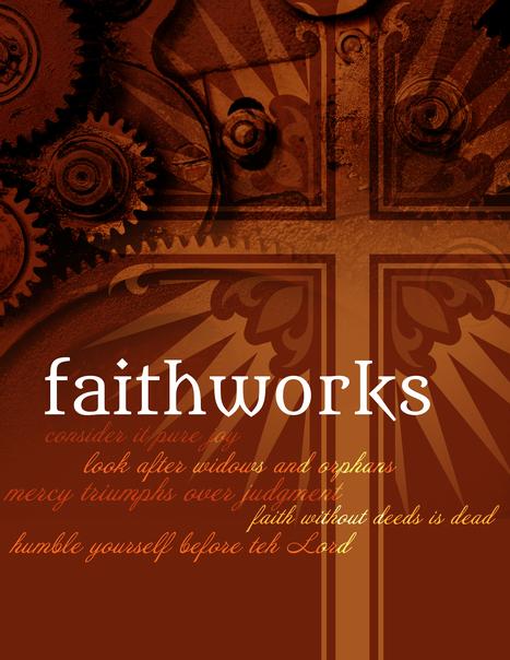 Faith Works Graphic Explorations | PBL Brainstorm | Scoop.it