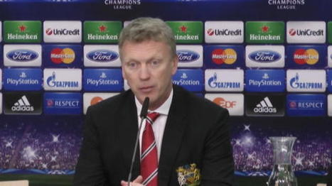 ManU/Moyes : « Mon meilleur match » - Sport365.fr | Manchester united | Scoop.it