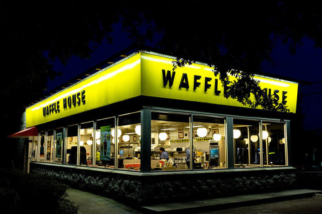 """Waffle House Teams Up With """"Uber for Packages""""   Peer2Politics   Scoop.it"""