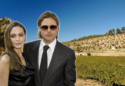 Brad Pitt, Angelina Jolie Get Into the  Wine Business | Wine website, Wine magazine...What's Hot Today on Wine Blogs? | Scoop.it