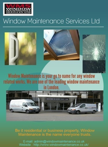 Windowmaintenance : Revolving Door Maintenance | Window Maintenance | Scoop.it