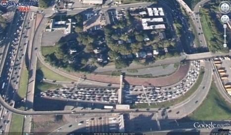 Traffic congestion visualization in Google Earth | Google Earth Blog | #GoogleEarth | Scoop.it