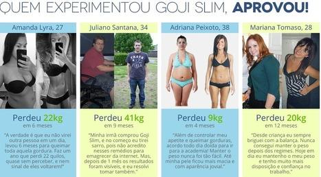 Goji Slim Demo Grátis | GOJI SLIM | Scoop.it